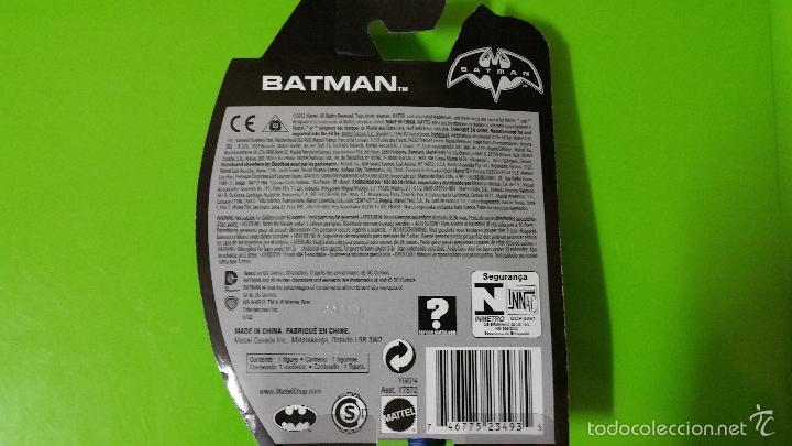 Figuras y Muñecos DC: Batman con el traje clásico que dibujó Neal Adams Mattel - Foto 2 - 55344387
