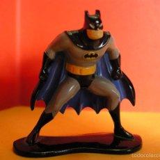Figuras y Muñecos DC: BATMAN, FIGURA DE PLOMO, ERTL, DC COMICS, 1992, TRAJE GRIS ERCOM. Lote 57050390