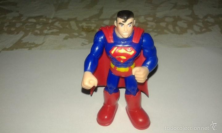 DC COMIC FIGURA DE ACCION DE SUPERMAN (Juguetes - Figuras de Acción - DC)