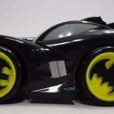 Figuras y Muñecos DC: CARRO AUTO BATMAN BATIMOVIL BATMOBILE COLECCION 2007 TM DC COMICS 16CM RAREZA. Lote 58066846