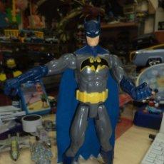 Figuras y Muñecos DC: BATMAN ORIGINAL.GRIS Y AZUL.MATTEL / DC COMICS.30 CM.. Lote 58221522