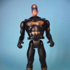 Figuras y Muñecos DC: BATMAN ROBIN FIGURA BOOTLEG CON TORSO DE PLASTICO Y EXTREMIDADES DE GOMA 15,5 CM. Lote 58226180