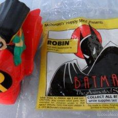 Figuras y Muñecos DC: ROBIN BATMAN THE ANIMATED SERIES MCDONALDS DC COMICS 1993. Lote 58226254