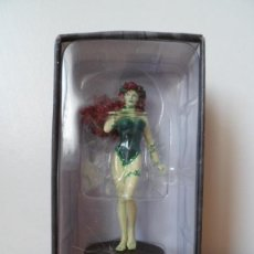 Figuras y Muñecos DC: FIGURA POISON IVY DE METAL. DC COMICS. SUPERHÉROE. .. Lote 71801442