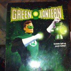 Figuras y Muñecos DC: DC DIRECT GREEN LANTERN DELUXE MUY DIFÍCIL DE CONSEGUIR EN ESPAÑA EN CAJA CERRADA. Lote 68175382
