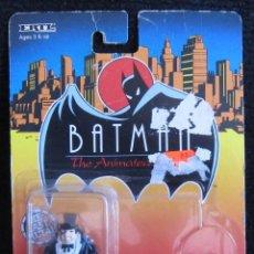 Figuras y Muñecos DC: BATMAN - PINGUINO - FIGURA METAL DE ERTL - 1993 - BLISTER SIN ABRIR. Lote 61568920