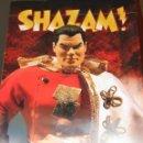 Figuras y Muñecos DC: DC DIRECT SHAZAM DELUXE MUY DIFÍCIL DE CONSEGUIR EN ESPAÑA EN CAJA CERRADA. Lote 61751176