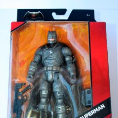 Figuras y Muñecos DC: DC MULTIVERSE COMICS MATTEL - BATMAN VS SUPERMAN ARMORED BATMAN ARMADURA ARMURE. Lote 62282796