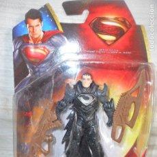 Figuras y Muñecos DC: SUPERMAN 2013 - GENERAL ZOD - FIGURA DE ACCION - NUEVO. Lote 66849934