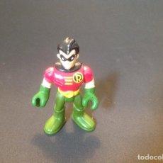 Figurines et Jouets DC: FIGURA ARTICULADA TM 7 CM ROBIN DC. Lote 203870036