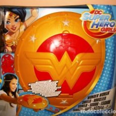 Figuras y Muñecos DC: DC SUPER HERO GIRLS - ESCUDO DE WONDER WOMAN (MATTEL DMP06). Lote 66936598