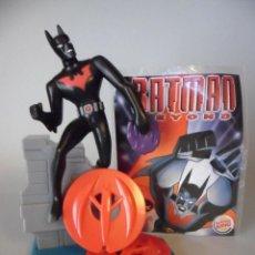 Figuras y Muñecos DC: BATMAN BEYOND FIGURA PROMOCIONAL SIN ABRIR BURGER KING DC COMICS 2000. Lote 178144144