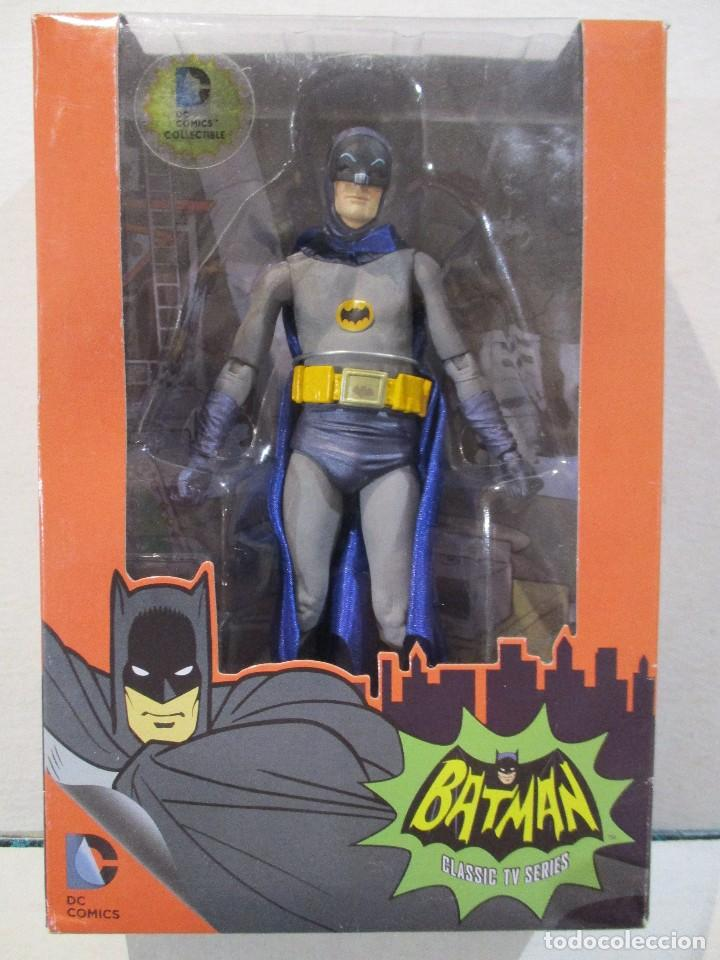 BATMAN - ADAM WEST - SIN ABRIR - SERIE CLASICA TV (Juguetes - Figuras de Acción - DC)