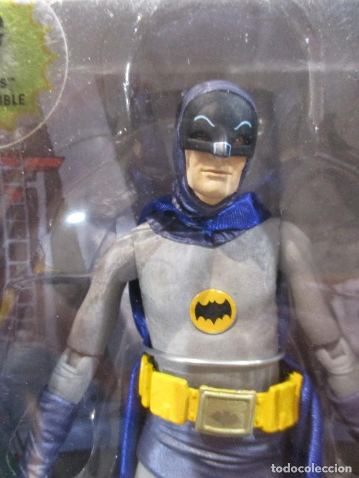 Figuras y Muñecos DC: BATMAN - ADAM WEST - SIN ABRIR - SERIE CLASICA TV - Foto 5 - 170915998
