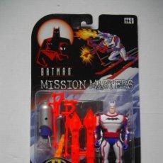 Figuras y Muñecos DC: FIGURA BATMAN MISSION MASTERS - SLALOM RACER - 1998 - HASBRO - NUEVA. Lote 74340447