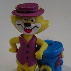 Figuras y Muñecos DC: FIGURA PVC DON GATO DE LA SERIE DE TV TOP CAT MINILAND1991 PRO INC. Lote 74867339