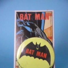 Figuras y Muñecos DC: VINTAGE 1989 BATMAN BADGE DC COMICS. Lote 82987288