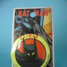Figuras y Muñecos DC: VINTAGE 1989 BATMAN BADGE DC COMICS. Lote 82987320