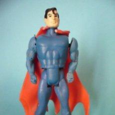 Figuras y Muñecos DC: SUPER POWERS SUPERMAN FIGURA BOOTLEG DE PLASTICO DE 12 CM. Lote 84971712