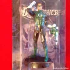 Figuras y Muñecos DC: FIGURA DC COMICS, GREEN LANTERN, 2011, EN SU BLISTER SIN ABRIR.. Lote 85287272
