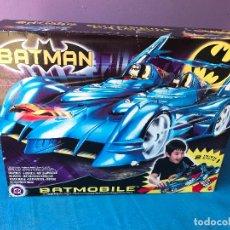 Figuras y Muñecos DC: BATMAN BATMOBILE - COCHE DE BATMAN MATTEL 2003 NUEVO A ESTRENAR SIN USO. Lote 123325403