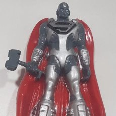Figuras y Muñecos DC: FIGURA DE GOMA - PVC , SUPERHEROE DC COMICS STEEL JOHN HENRY. Lote 94967607