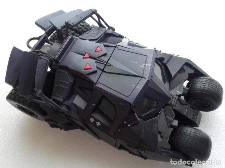 BATMAN BEGINS - BATMOBIL BATMOBILE ACROBATA - TM & DC COMICS (Juguetes - Figuras de Acción - DC)