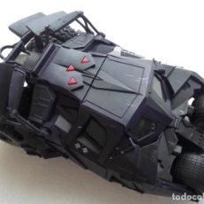 Figuras y Muñecos DC: BATMAN BEGINS - BATMOBIL BATMOBILE ACROBATA - TM & DC COMICS. Lote 180134653