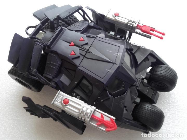 Figuras y Muñecos DC: BATMAN BEGINS - BATMOBIL BATMOBILE ACROBATA - TM & DC COMICS - Foto 2 - 180134653