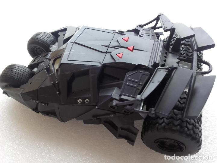 Figuras y Muñecos DC: BATMAN BEGINS - BATMOBIL BATMOBILE ACROBATA - TM & DC COMICS - Foto 3 - 180134653