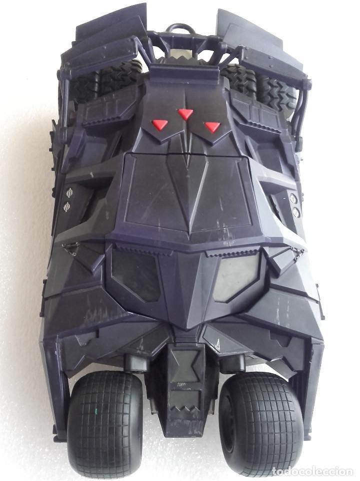Figuras y Muñecos DC: BATMAN BEGINS - BATMOBIL BATMOBILE ACROBATA - TM & DC COMICS - Foto 4 - 180134653