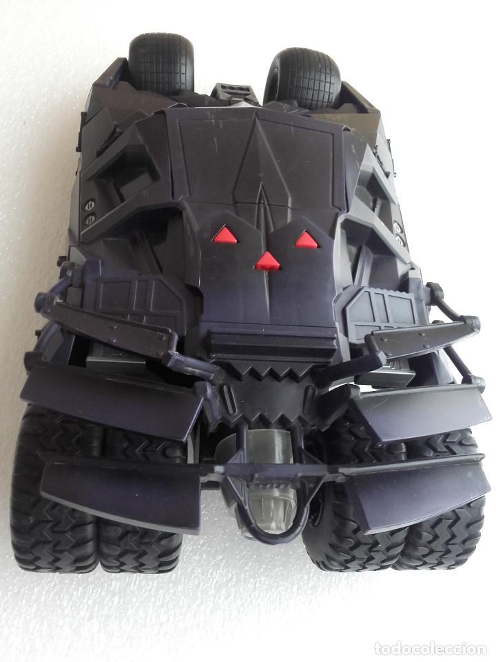 Figuras y Muñecos DC: BATMAN BEGINS - BATMOBIL BATMOBILE ACROBATA - TM & DC COMICS - Foto 5 - 180134653
