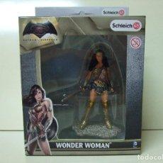 Figuras y Muñecos DC: FIGURA WONDER WOMAN - BATMAN VS. SUPERMAN - SCHLEICH - DC COMICS - WONDERWOMAN. Lote 95551339