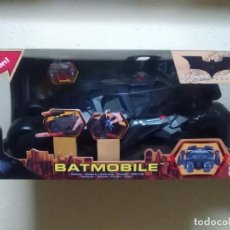 Figuras y Muñecos DC: BATMAN BEGINS - BATMOBILE - TUMBLER - ACRÓBATA - MATTEL - NUEVO. Lote 63131460