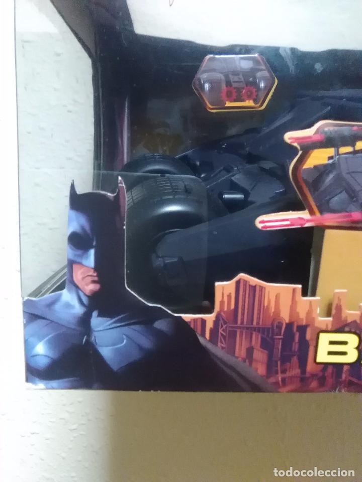 Figuras y Muñecos DC: BATMAN BEGINS - BATMOBILE - TUMBLER - ACRÓBATA - MATTEL - NUEVO - Foto 3 - 63131460