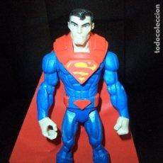 Figuras y Muñecos DC: SUPERMAN - MATTEL BATMAN UNLIMITED - . Lote 97135839
