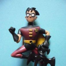 Figuras y Muñecos DC: BATMAN ANIMATED ROBIN FIGURA DE 10 CM DC COMICS MCDONALDS 2005. Lote 98373279
