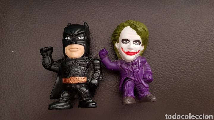 FIGURAS BATMAN Y JOKER NESTLE DC (Juguetes - Figuras de Acción - DC)