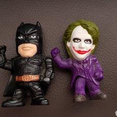 Figuras y Muñecos DC: FIGURAS BATMAN Y JOKER NESTLE DC. Lote 98702196