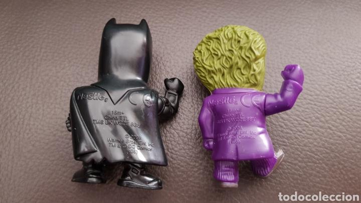 Figuras y Muñecos DC: Figuras Batman y Joker Nestle Dc - Foto 2 - 98702196