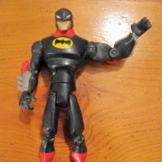 Figuras y Muñecos DC: FIGURA MATTEL INC BATMAN TM & DC COMICS (S07) 17CM. Lote 103174647