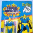Figuras y Muñecos DC: IMPOSIBLE LOTE MASTERS BLISTER IMPECABLE SUPERHEROES SUPER POWERS AÑOS 80 DR.FATE DC KENNER MARVEL. Lote 105130103