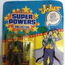 Figuras y Muñecos DC: MASTERS LOTE JOKER VILLANO BATMAN SUPER POWERS 1984 KENNER CANADA TORONTO SUPER HEROES SPIDERMAN. Lote 105542427