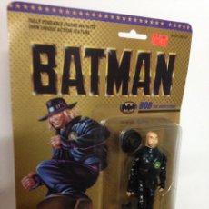 Figuras y Muñecos DC: MASTERS LOTE BLISTER PRECINTADO 1989 TOYBIZ BATMAN BOB MANO DERECHA JOKER DC COMICS SUPER HEROES MOC. Lote 105545911