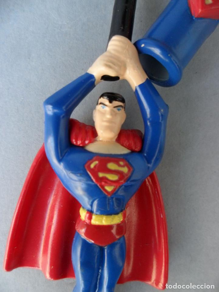 Figuras y Muñecos DC: JUSTICE LEAGUE SUPERMAN PHOSKITOS DC COMICS 2003 - Foto 3 - 105915059