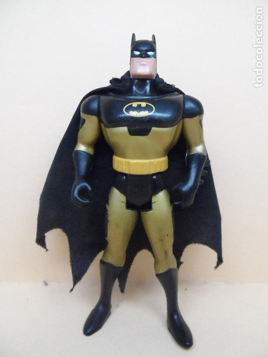 FIGURA DC BATMAN THE ANIMATED SERIES 1993 KENNER (Juguetes - Figuras de Acción - DC)