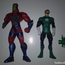 Figuras y Muñecos DC: FIGURAS DC DIRECT MATTEL GREEN LANTERN MANHUNTER. Lote 109566191