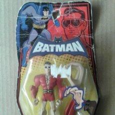 Figuras y Muñecos DC: FIGURA DE ACCIÓN DE PLASTIC MAN EN SU BLISTER. MUÑECO Y ACCESORIO. BATMAN: THE BRAVE AND THE BOLD. Lote 112138198