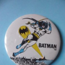 Figuras y Muñecos DC: VINTAGE SUPER POWERS BUTTON RAINBOW DESIGNS BATMAN DC COMICS INC 1978. Lote 113223775