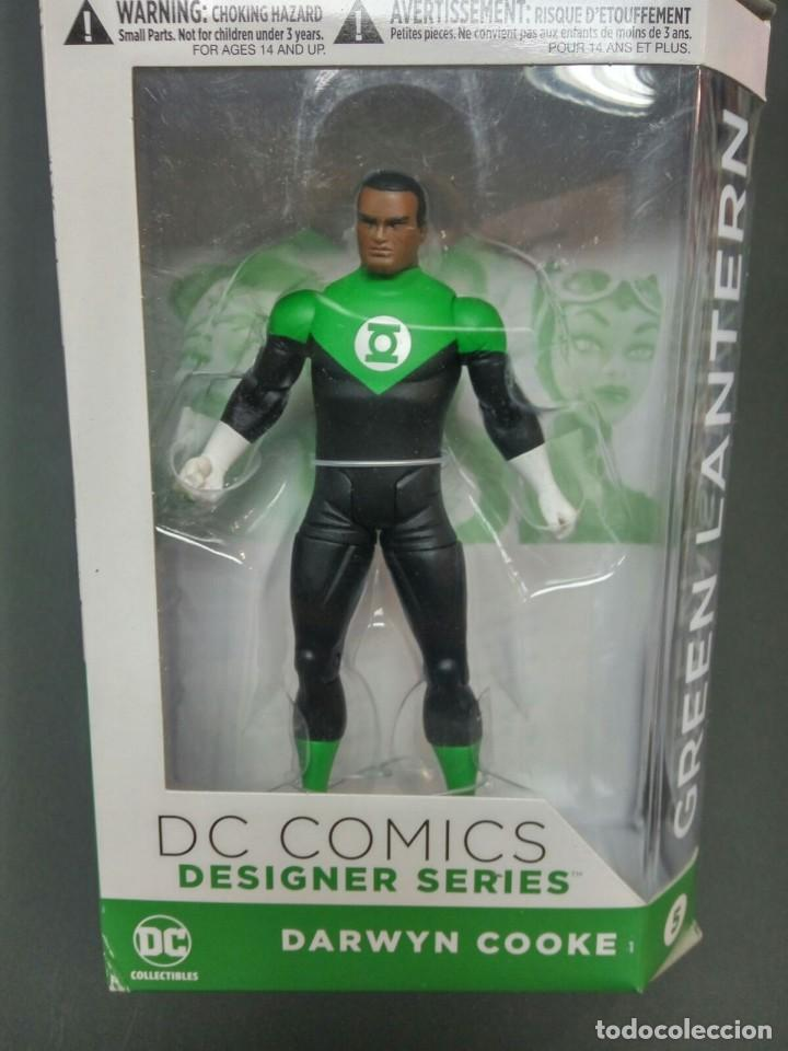 DC Comics Green Lantern Designer Series  Darwyn Cooke Action figure collectible